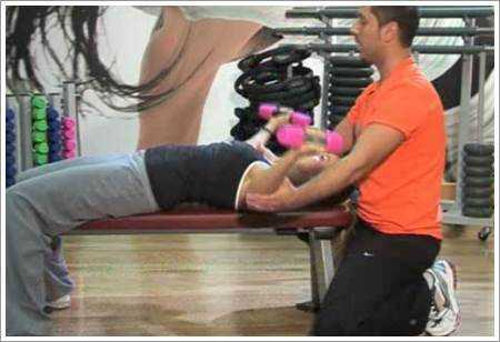 Göğüsleri Sıkılaştırma Egzersizi 2
