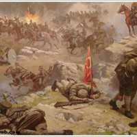 Atatürk'ün önderliğinde Türk milletinin yardımlaşmasında ve dayanışması ile kazanılan savaş nedir?
