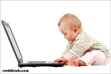 teknoloji bebek
