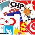 30 Mart 2014'deki Yerel Seçimlere Katılacak Partiler Belli Oldu!