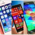 Galaxy S5, iPhone 5S, Nexus 5, Lumia Icon ve Xperia Z2 Karşılaştırması