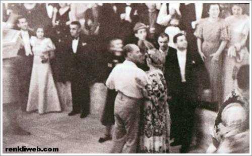 Atatürk müzik dans