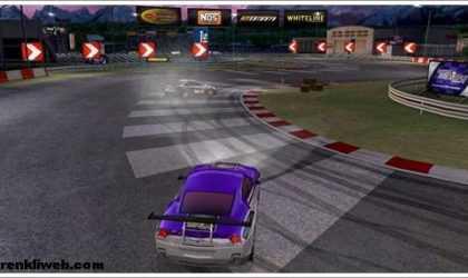 Windows 8 için Drift Yapma Yarışı – Drift Mania Championship 2 Lite