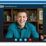 Outlook.com E-Posta Üzerinden Skype Görüşmeleri Yapma