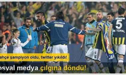 2013-2014 Fenerbahçe Şampiyonluk Geyikleri