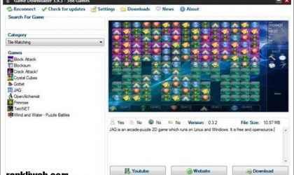 Ücretsiz Oyun İndirme Programı – Game Downloader