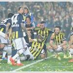 2013-2014 Saha Ortasında Fenerbahçe Şampiyonluk Kutlaması (Video)