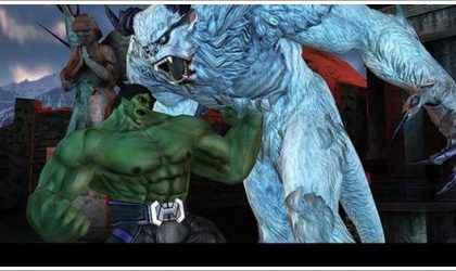 Windows 8 İçin Macera Dövüş Oyunu – Avengers Initiative