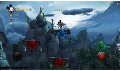 Windows 8.1 İçin Mickey Mouse Oyunu – Castle of Illusion Starring Mickey Mouse