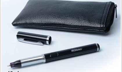 Kağıda Yazılan Yazıyı Bilgisayara Aktaran Kalem: Iris Notes Executive 2 Dijital Kalem