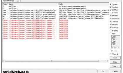 Rootkit.Win32.PMax Virüsünü Temizleme Programı – Kaspersky PMaxKiller