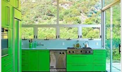 2014 Yılının Mutfak Dekorasyon Renkleri