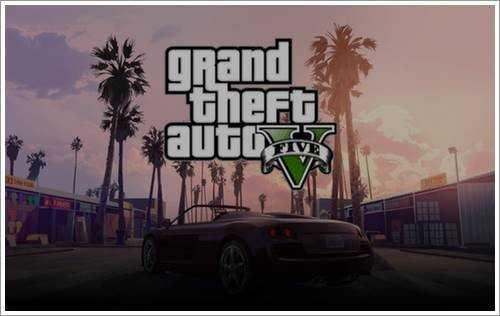 Grand Theft Auto V - GTA 5