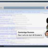 Chrome İçin Facebook Sohbet Balonları Eklentisi – Faces.im