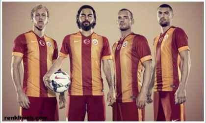 2014-2015 Galatasaray Formaları