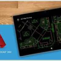 Windows 8.1 İçin Ücretsiz Resmi AutoCAD Uygulaması – AutoCAD 360