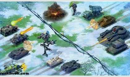 Windows 8 İçin Türkçe Ücretsiz Savaş Stratejisi Oyunu – World at Arms