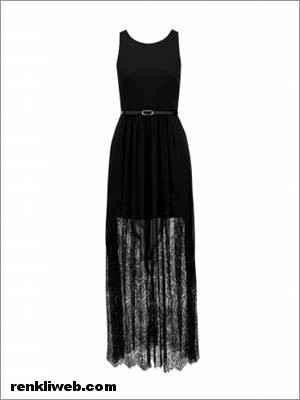 Siyah elbisenin altına hangi ayakkabı giyilir?