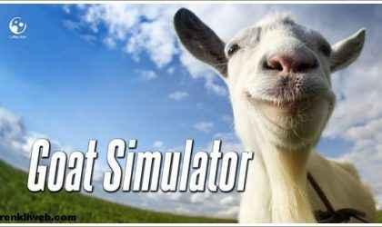 Keçi Simülatörü Oyunu – Goat Simulator