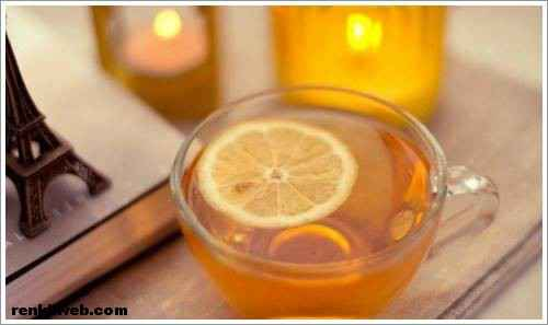 Selülit İçin Detoks Çayı