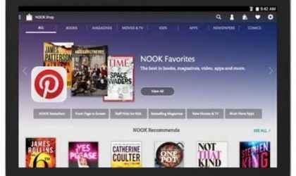 Samsung Galaxy Tab 4 Nook 10.1 Teknik Özellikleri ve Fiyatı