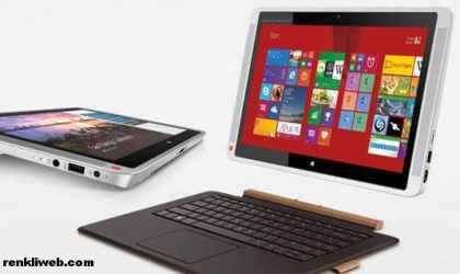 Hep Tablet Hem Laptop: HP ENVY x2