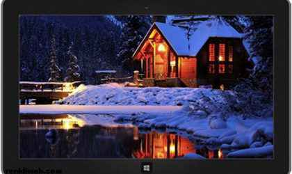 Windows 7 ve Windows 8 İçin Kış Manzarası Temaları