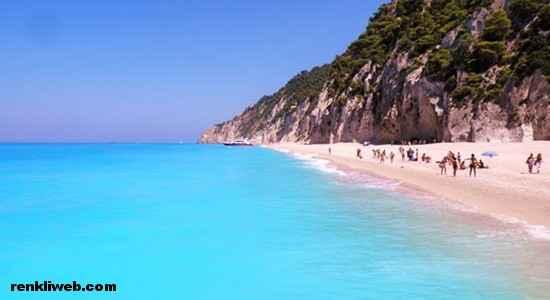 Eggremni Beach, Yunanistan