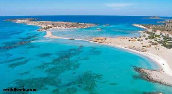 Elafonissi Beach,  Yunanistan