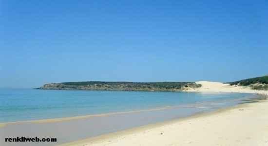 Playa de Bolonia, İspanya
