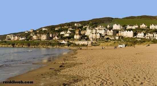 Woolacombe Beach,  İngiltere