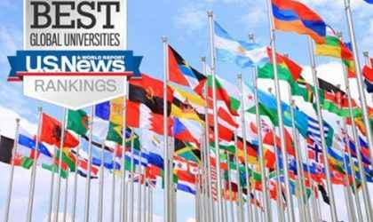 2015 Yılı Dünyanın En İyi Üniversiteleri (Top 100)