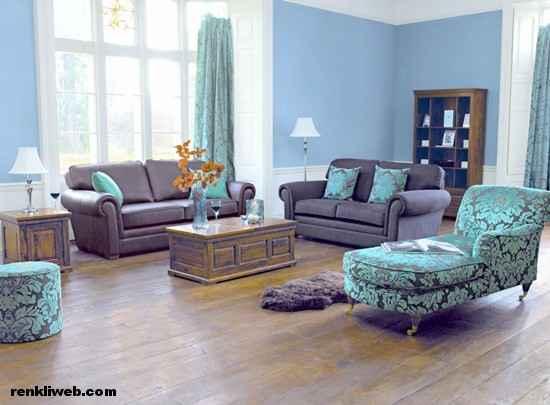 oda dekorasyonu renk ve aydınlatma
