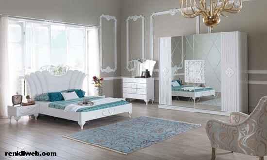oda dekorasyonu yatak yerleşimi
