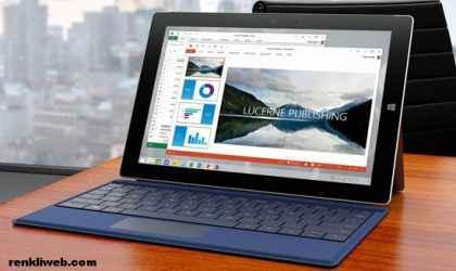 Microsoft Surface 3 Tablet Teknik Özellikleri ve Fiyatı