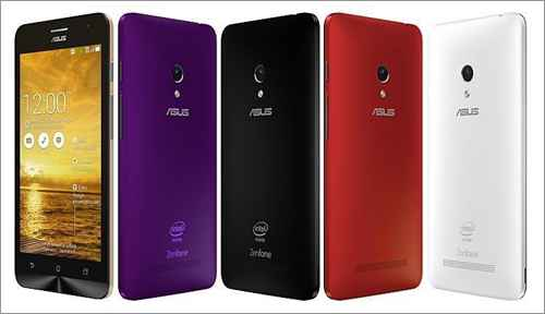 Asus Zenfone 5 Dual