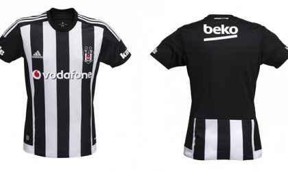 2015-2016 Yeni Sezon Beşiktaş Formaları