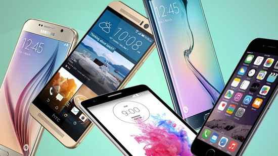 en hızlı akıllı telefonlar 2015