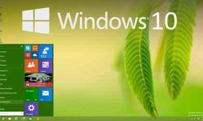 Windows 10 Final İndir! Windows 10 ISO İndir!