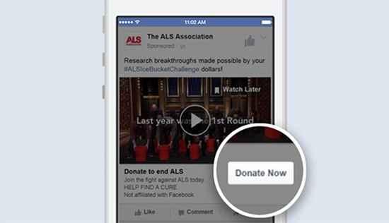 Facebook Bağış Toplama Sistemi
