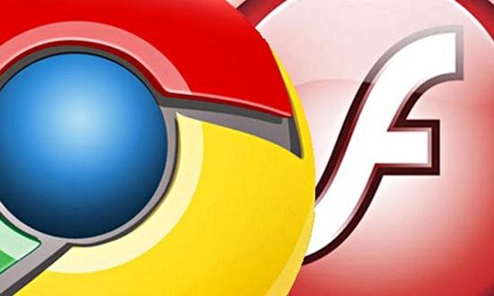 Google Chrome Flash