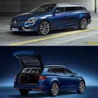 Yeni Renault Modeli: Renault Talisman Estate Özellikleri ve Detaylar