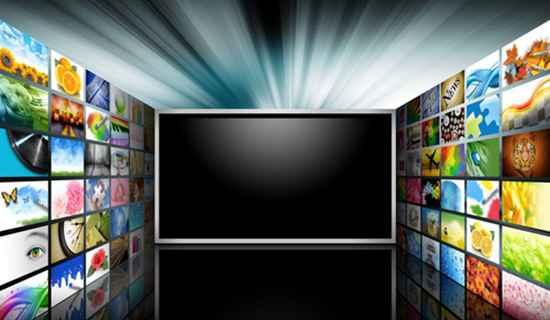 TV televizyon