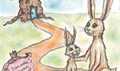 """Uyumayan Çocukları En Hızlı Uyutan Kitap """"Uyumak İsteyen Tavşan"""" Oldu!"""