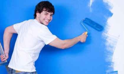 Ev Nasıl Boyanır? Ev Boyamanın Püf Noktaları