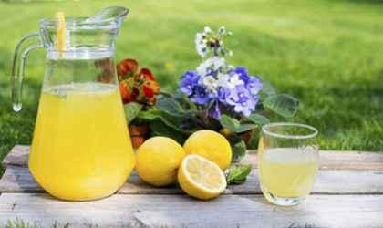 Evde Limonata Nasıl Yapılır?