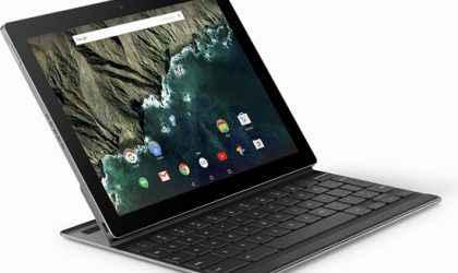 Klavyeli Android Tablet: Google Pixel C