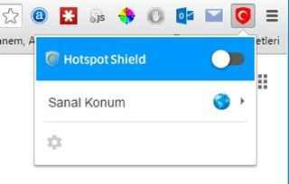 Hotspot Shield Ücretsiz VPN Proxy kullanımı1