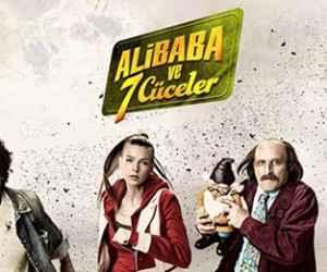 Ali Baba ve 7 Cüceler Filmi Fragmanı İzle