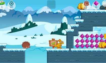 Windows 8 ve Windows 10 İçin Koşma ve Zıplama Oyunu – Croc's World 3 İndir